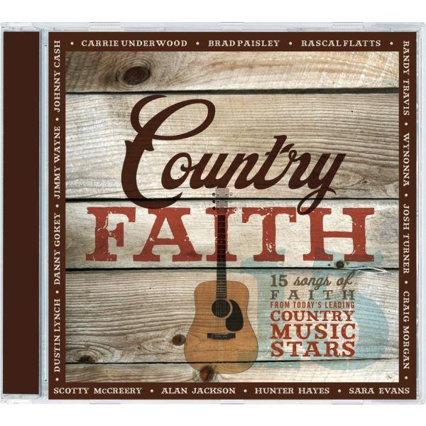 Country Faith Vol. 1