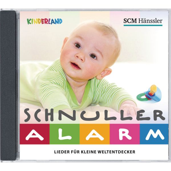 Schnulleralarm
