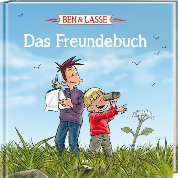 Ben & Lasse - Das Freundebuch