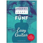 Feiert Jesus! 5 - Easy Guitar