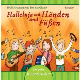 Halleluja mit Händen und Füßen