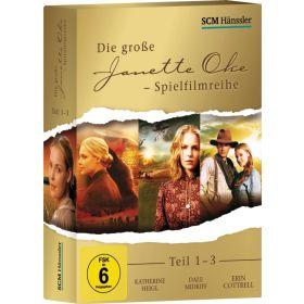Die große Janette Oke-Spielfilmreihe Teil 1-3