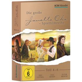 Die große Janette Oke-Spielfilmreihe Teil 4-6