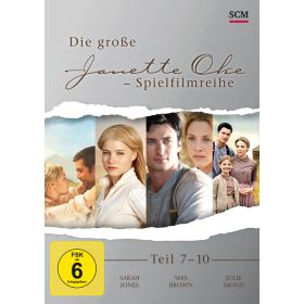 Die große Janette Oke-Spielfilmreihe: 7-10