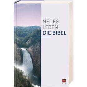 Neues Leben. Die Bibel, Standardausgabe, Motiv Wasserfall