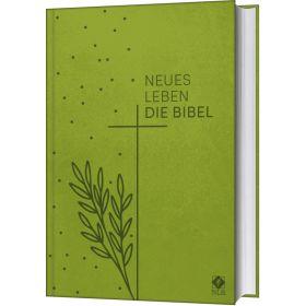 Neues Leben. Die Bibel, Standardausgabe, Kunstleder grün