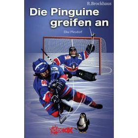 Die Pinguine greifen an
