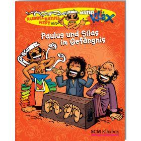 Paulus und Silas im Gefängnis