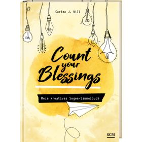 Count your Blessings - Mein kreatives Segen-Sammelbuch