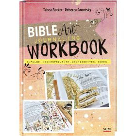 Bible Art Journaling Workbook
