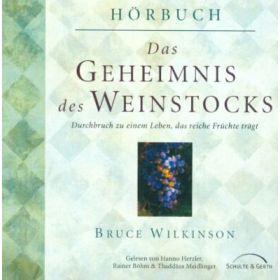 Das Geheimnis des Weinstocks - Hörbuch